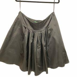 Silk Lauren Ralph Lauren Pleated Skirt